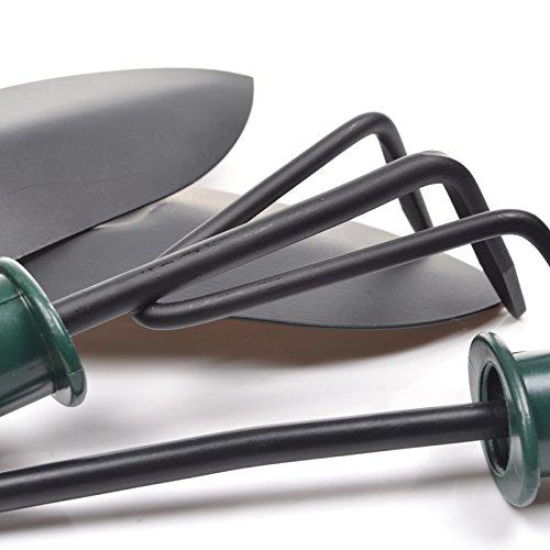 Kloud city 4 piece garden tool set two different trowel for Garden trowels for sale