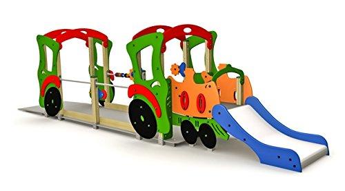 Behindertengerechte Spielplatzinstallation ZUG II für öffentliche Spielplätze & Einrichtungen kaufen