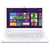"Toshiba L50D-B-16Q Best Value White Laptop AMD E1-6010 1.35 GHz Processor, 6GB RAM 1TB HDD 15.6"" 1366 x 768 HD Display ,Intel HD Graphics, DVDRW, HDMI, WiFi , LAN, Windows 8.1 , 1 Year Warranty."