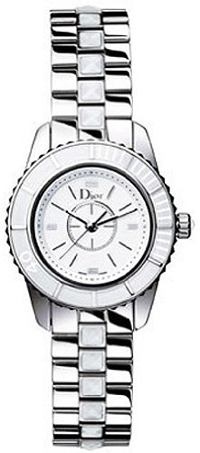NEW CHRISTIAN DIOR CHRISTAL LADIES WATCH CD112112M001