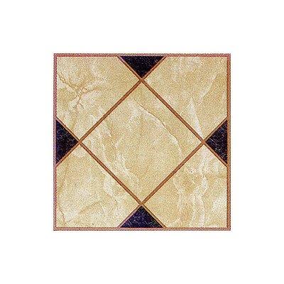 Home Dynamix 27777 Dynamix Vinyl Tile, 12 by 12-Inch, Beige, Box of 20