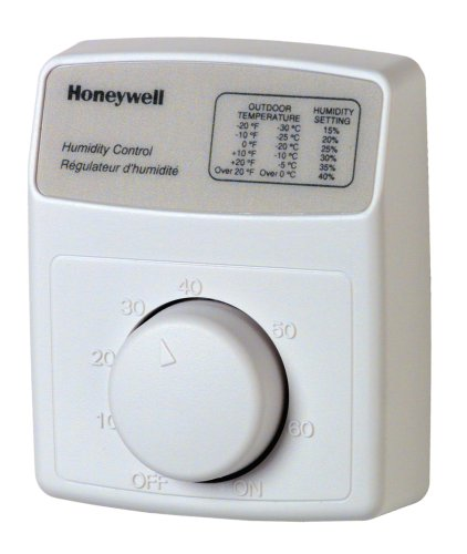 Honeywell H8908B Whole House Humidistat (Honeywell He265b compare prices)