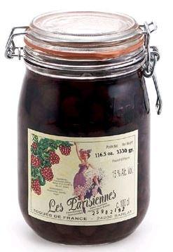 French Raspberries in Brandy