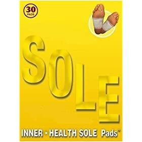 Inner Health Sole Pads SolePads  30 pads