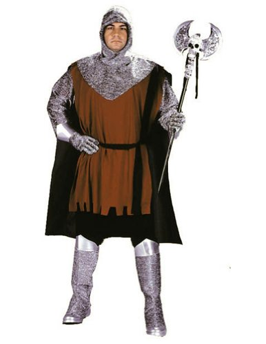 Adult-Costume Medieval Knight Std Halloween Costume - Most Adults