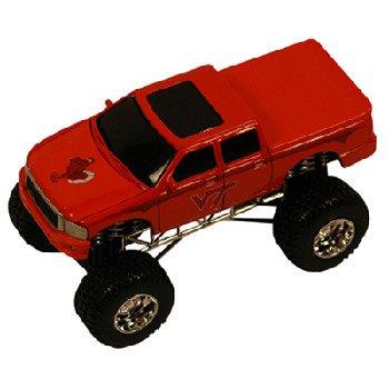 Virginia Tech University Toy Truck Pull Back 12 Di Case Pack 36
