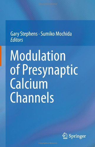 Modulation Of Presynaptic Calcium Channels