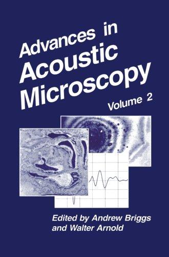 Advances In Acoustic Microscopy: Volume 2