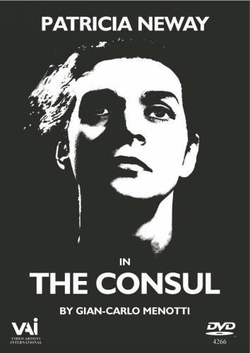 Gian-Carlo Menotti - the Consul [1960] [DVD] [US Import] [NTSC]