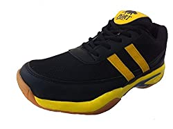 Port Mens Yellow Hawk Riding Shoes(6 Ind/Uk)