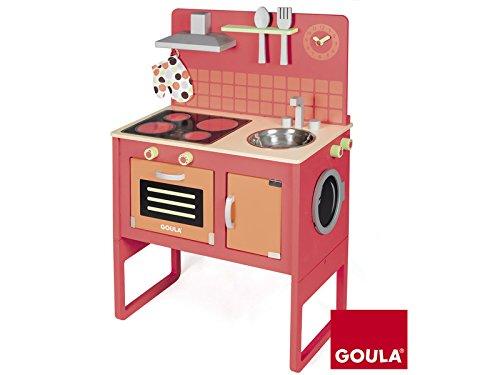Cocina de madera goula for Wok cuatro cocinas granollers