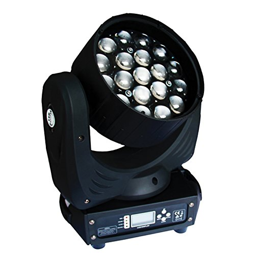 Songxu Splendid 19*10W Osram Led Moving Head Washer Light/Led Moving Head Light For Stage Disco Club Party