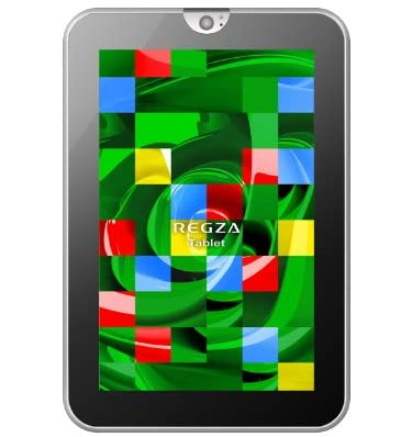 TOSHIBA REGZA Tablet AT3S0/35Dレグザタブレット Android3.2 タッチパネル付き 7型ワイド PA3S035DNAS