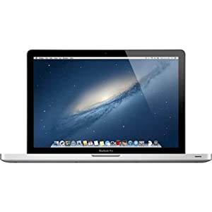 Apple MacBook Pro MD103LL/A 15.4-Inch Laptop (OLD VERSION)
