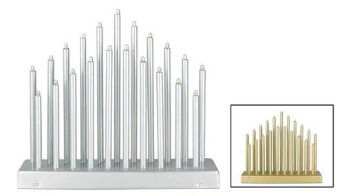 lichterketten de stimmungsleuchter lichterbogen schwibbogen gold lichterkette 21 lampen. Black Bedroom Furniture Sets. Home Design Ideas