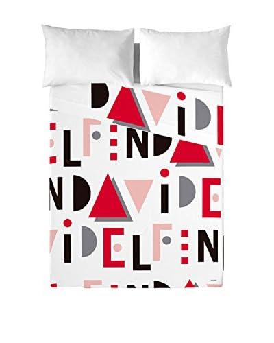 DAVID DELFIN Juego De Sábanas Because