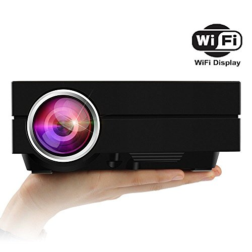 Home theater system wireless review uvistar gm60a for Best wireless mini projector