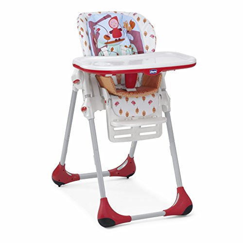 Chicco 06079065260000 Hochstuhl Polly 2-in-1 Happy Land
