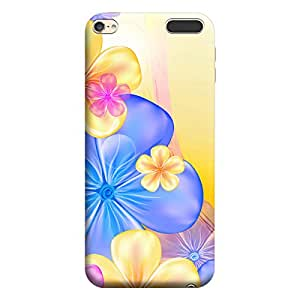 CaseLite Premium Printed Mobile Back Case Cover With Full protection For Apple iPod Touch 6 (Designer Case)