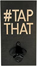 Santa Barbara Design Studio Tap That Barstool Philosopher Wall Plank Bottle Opener