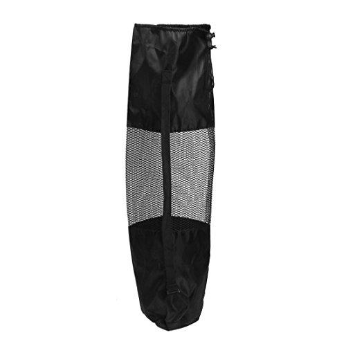 reglable-sangle-yoga-pilates-mat-pad-mesh-net-transporteur-bag-black
