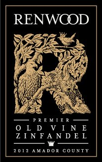 2012 Renwood Premier Old Vine Zinfandel Amador County 750mL (Old Red Wine compare prices)