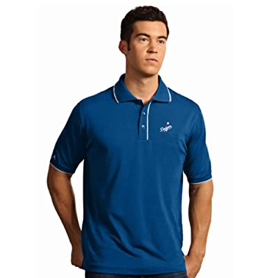 MLB Los Angeles Dodgers Men's Elite Desert Dry Xtra Lite Polo