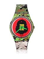 Swatch Reloj de cuarzo Unisex SWATCH-TIC TIC BOOM GB251 34 mm