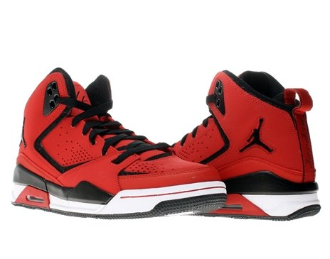 new concept 90fb0 92b19 Nike Air Jordan SC-2 Mens Basketball Shoes 454050-601 Varsity Red 11 M US