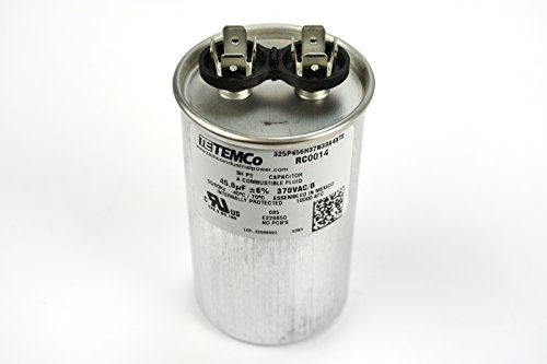 Комплект снаряжения TEMCo Motor Run Capacitor