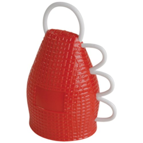 Sports Stadium Shaker Noisemaker-Red