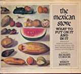 The Mexican stove;: What to put on it and in it (038503427X) by Condon, Richard