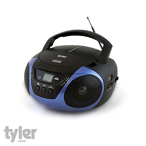Tyler Portable Sport Stereo CD Player TAU101