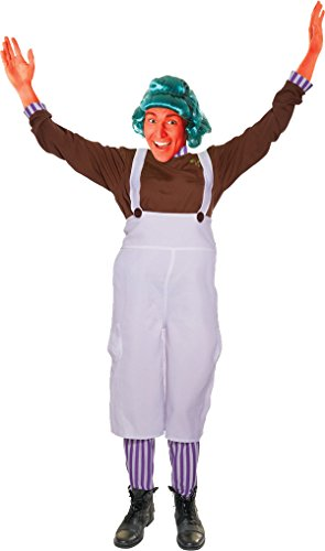 Adult Unisex Oompa Loompa Fancy