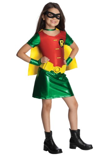 Teen Titans Child's Robin Dress Costume