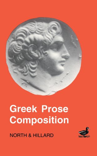 Greek Prose Composition (Greek Language)