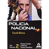 Test 2 - policia nacional - escala basica - ciencias sociales y materias tecnico-cientificas (F. Cuerpos Seguridad...