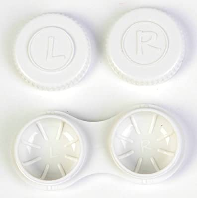 Flents Color-Mate Deluxe Contact Lens Case