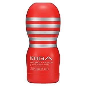 TENGA ディープスロート・カップ[STANDARD]【特殊な構造が生み出す、DEEPな吸いつき感】