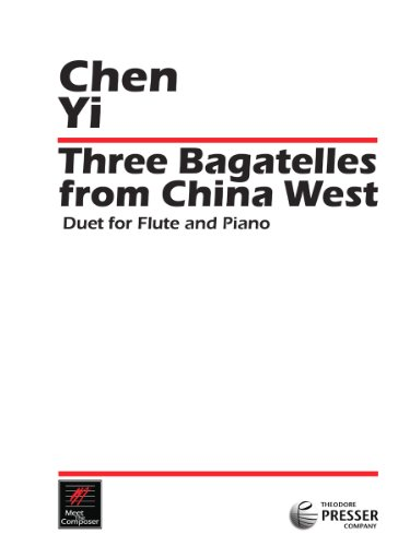 Three Bagatelles from China West PDF
