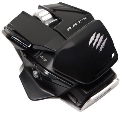 [Win8/Mac対応] R.A.T.M ワイヤレスマウス ブラック (MC-RME-BK)