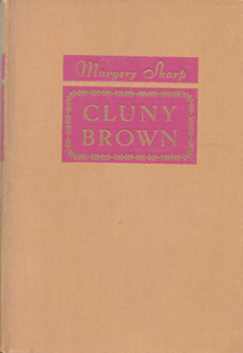 CLUNY BROWN BY MARGERY SHARP ~1944 (Cluny Brown Sharp compare prices)