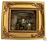 Disney Olszewski Geppetto Painting Pinocchio Gallery of Light Box
