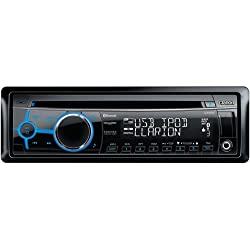 See Clarion Cz302 Cd/Mp3/Wma Receiver With Front Usb Port & Bluetooth(R) Details