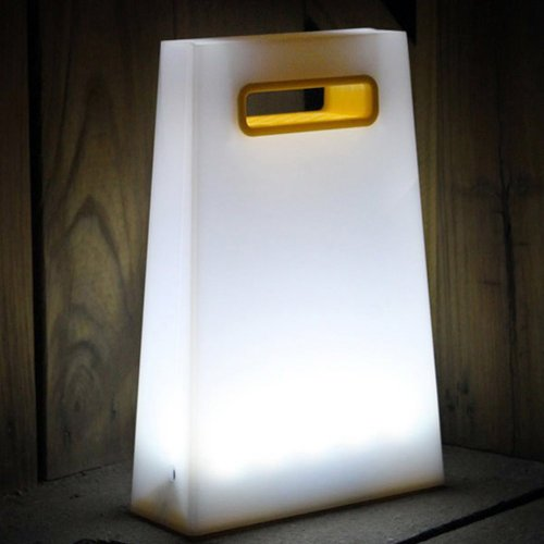 Color Changing Portable Plastic Shopping Bag Shaped Led Mood Lamp Night Light Usb Rechargeable front-183837
