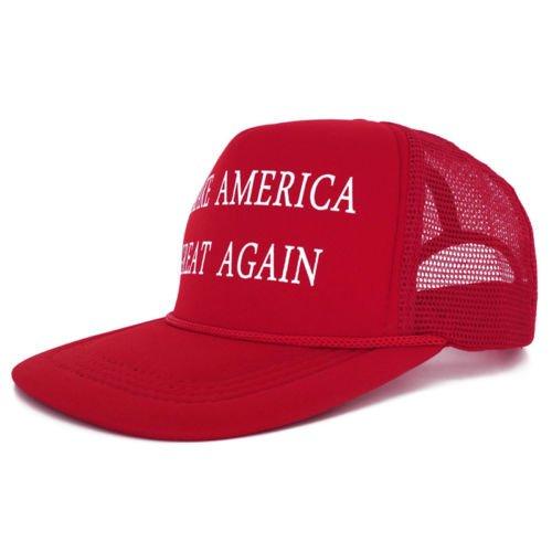 [Make America Great Again Hat Donald Trump 2016 Republican Hat Cap Adjustable] (Prison Mike Halloween Costume)