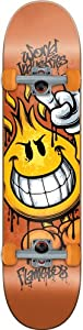 Buy World Industries Raw Flameboy Complete Deck (7.6 x 31.125) by World Industries