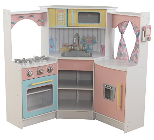 KidKraft Kids Kitchen Playset, White (Ultimate Play Kitchen compare prices)