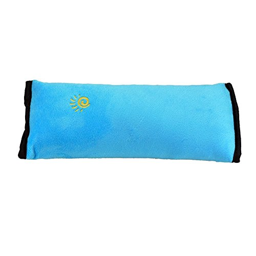 Check Out This Sunbeauty® Cotton Velvet Car Safety Seat Belt Shoulder Pad Pillow for Children With ...