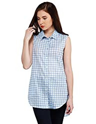Oxolloxo Women check shirt
